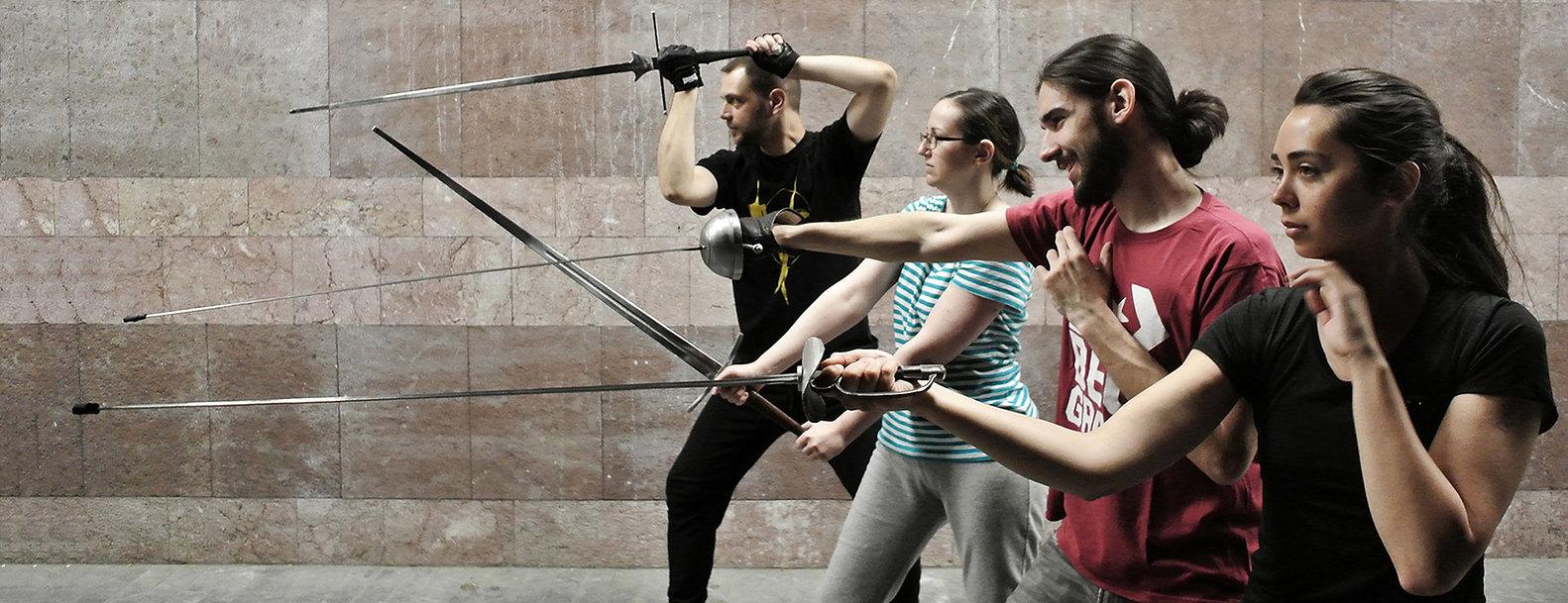 Mačevanje u Beogradu - PERO škol mačevanja