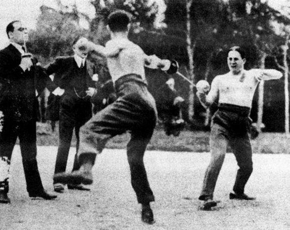 Aldo Nadi - Pravi duel - Macevanje Beogr
