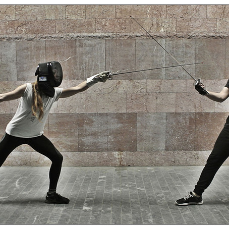 Treniraj mačevanje u Beogradu!