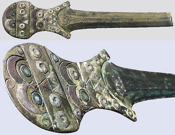 Bronzani mač (3350-300pne)