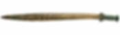 Bronzani mač (1100pne)