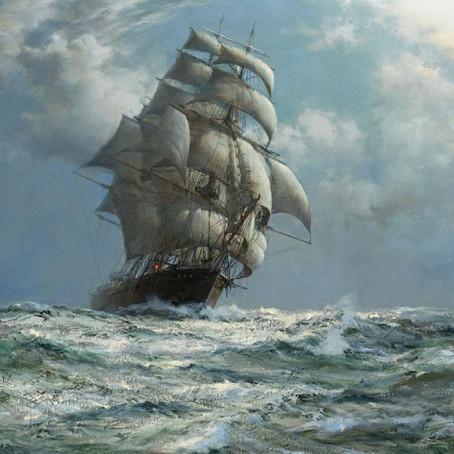 """""""Brod je siguran u luci, ali brodovi se ne grade da bi stajali u luci"""" Grace Hopper"""