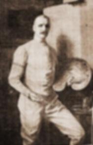 Svetislav-Jovanovic---Autoportret---Mace