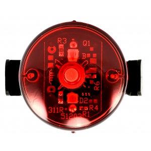 Smart Round Mini RL311R - 2-LED Rear Light