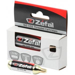 Zéfal 16g CO2 Cartridge - 2 Pack