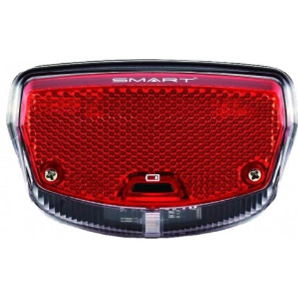Smart TL279R-03 Carrier Fitting Rear 80mm Red LED