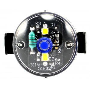 Smart Round Mini 2-LED Front Light