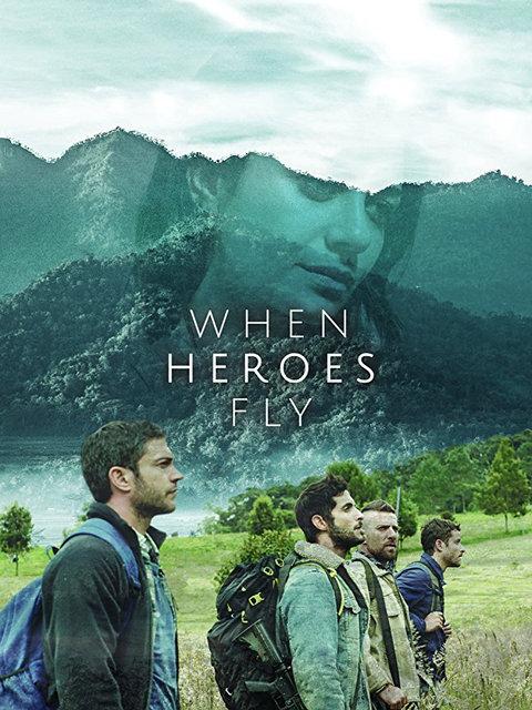 When Heroes Fly Daniel Fallik