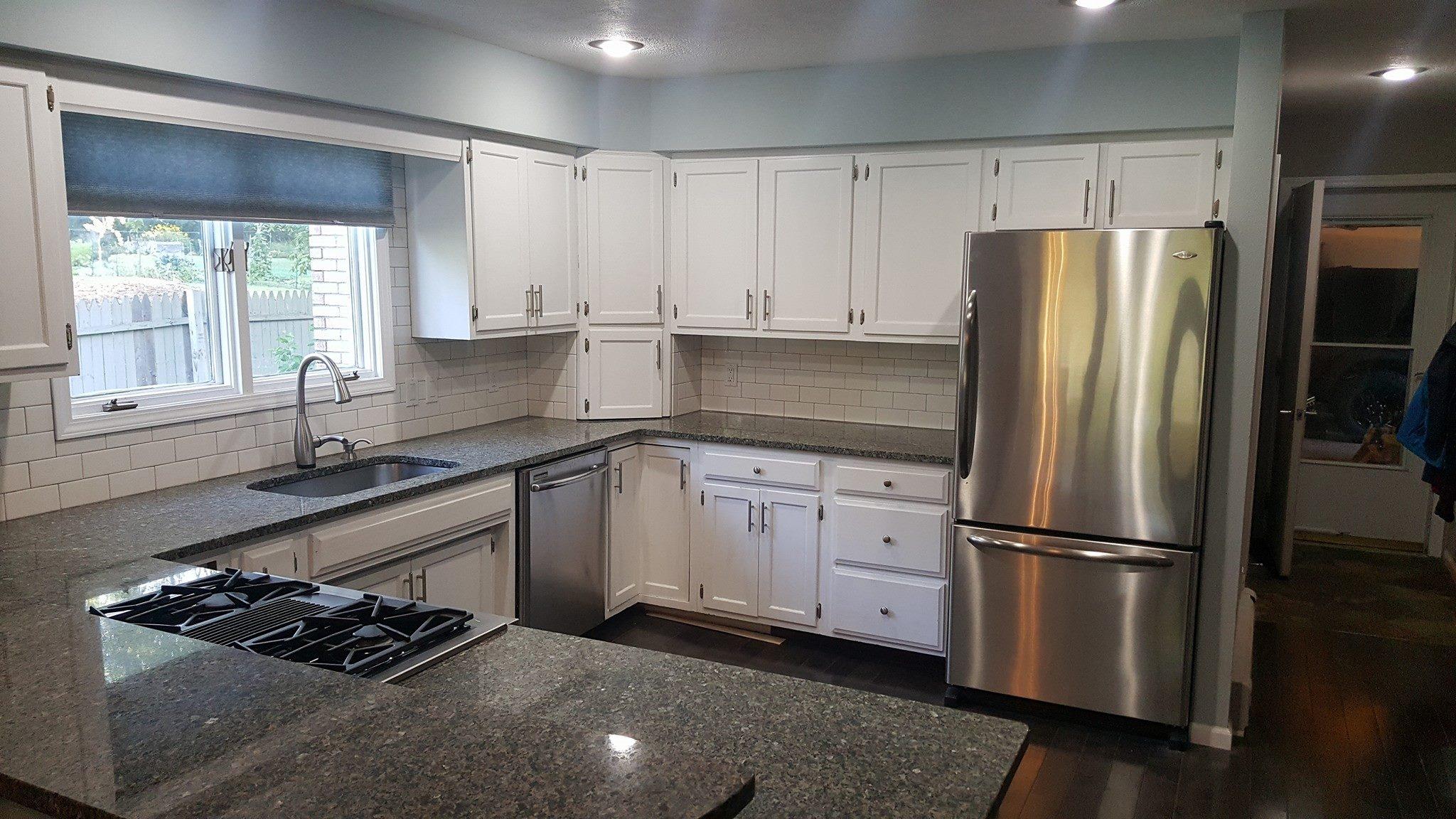 Clarkston Kitchen Renovation BEFORE