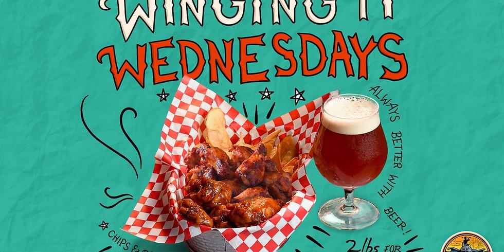 Winging it Wednesdays