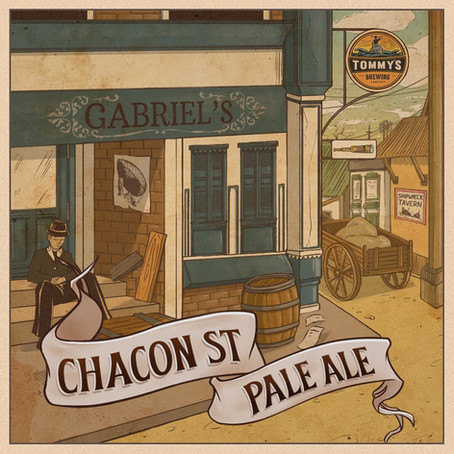 New release: chacon street pale ale