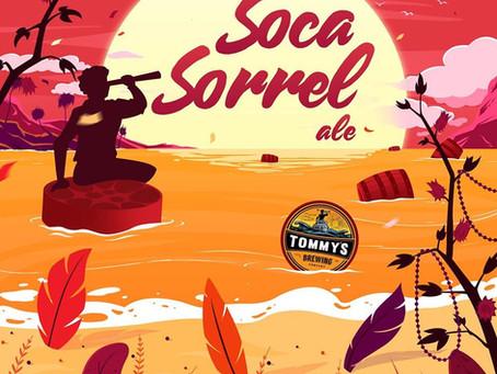 NEW RELEASE: SOCA SORREL ALE