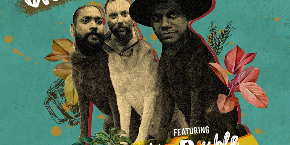 On Tap & Unplugged: The Double Dog Trio