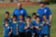2018 Spring Soccer Team Ninjas