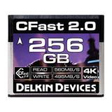 Delkin 256GB Cinema CFast 2.0 Memory Car
