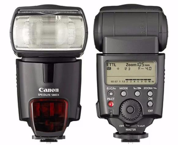 Flash CANON SPEEDLITE 580EX II.jpg