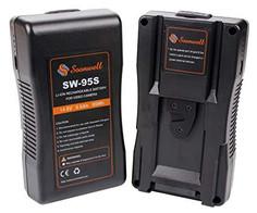 Camera V Mount Battery 95Wh Li-ion Recha
