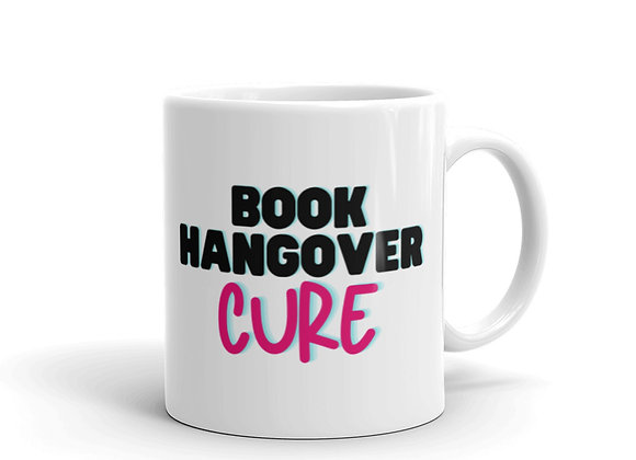 Book Hangover Cure Mug