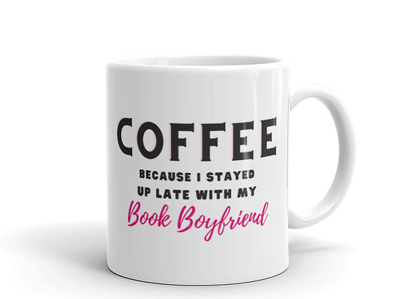 Coffee Because...Mug