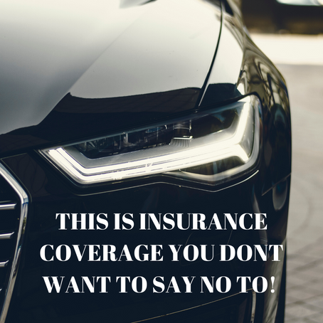 What is Underinsured & Uninsured Motorist Coverage?  Why should you care?