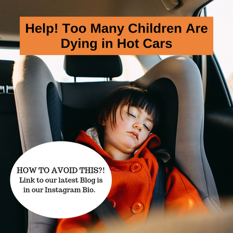 Keep Your Children Safe From Heatstroke in Cars.