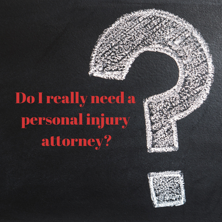 Do I need a car accident attorney?