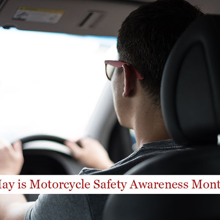 Staying Safe On A Motorcycle