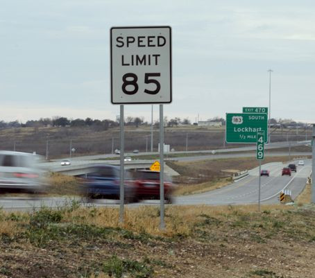 Speed limit increases are tied to 37,000 deaths over 25 years