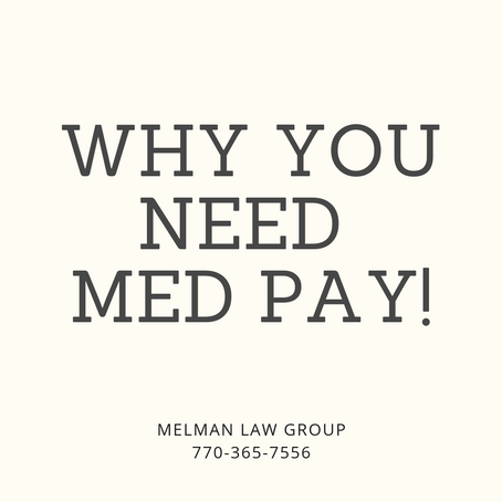 HOW MED PAY COVERAGE CAN HELP YOU AFTER A CAR CRASH