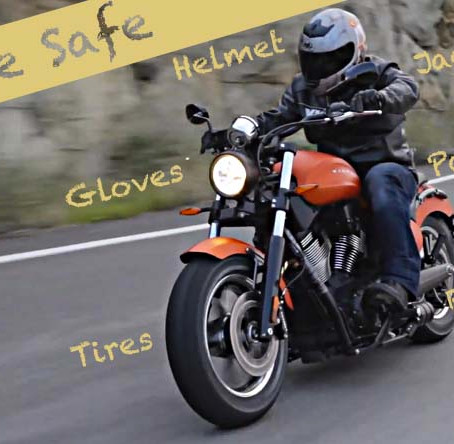 Motorcycle Safety: 8 Tips to keep you safe on the road.