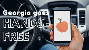What is Georgia's Hands-Free Law?