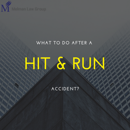 What should I do after a hit and run accident in Atlanta, Georgia?