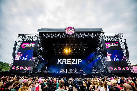 Krezip - Pinkpop 2019 - 01