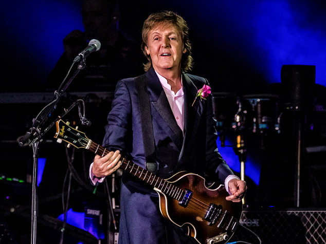 Paul McCartney - Pinkpop 2016