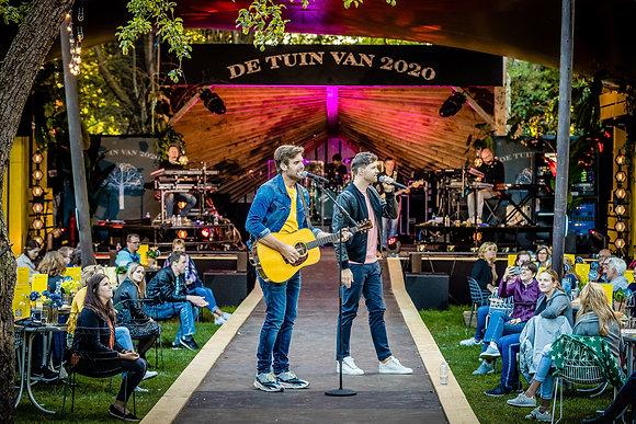 Nick & Simon - De Tuin van 2020 - 11-7 - 10