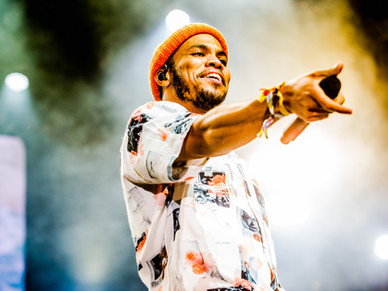 Anderson .Paak - North Sea Jazz 2018