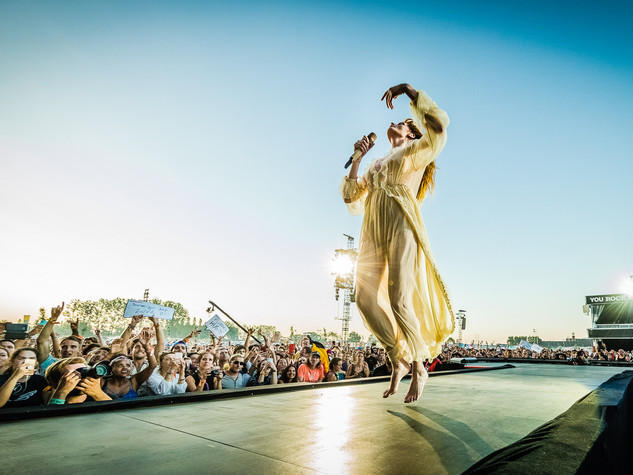 Florence and the Machine - Rock Werchter 2019