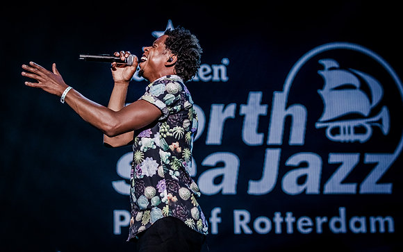 Typhoon - North Sea Jazz 2015 - 13