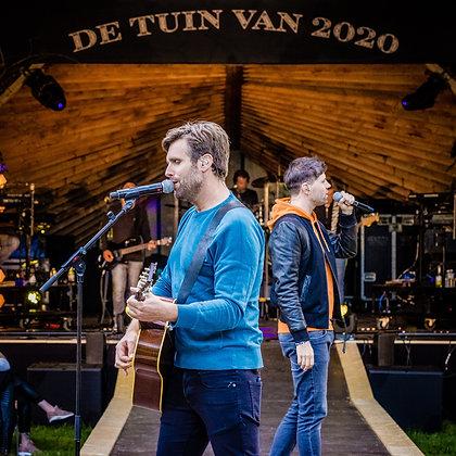 Nick & Simon - De Tuin van 2020 - 12-7 -12