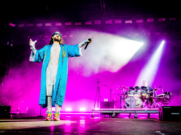 Thirty Seconds To Mars - City Sounds 2019
