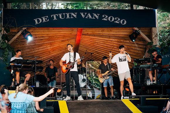 Nick & Simon - De Tuin van 2020 - 11-8 - 02