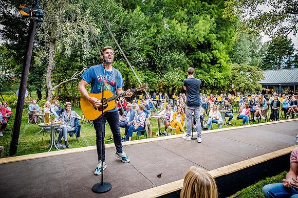 Nick & Simon - De Tuin van 2020 - 13-7 -10
