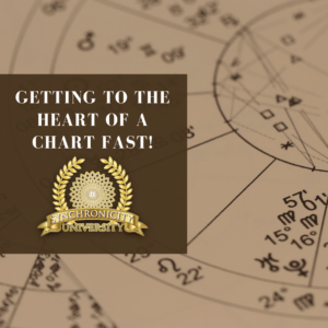 Getting to the Heart of a Chart – FAST!