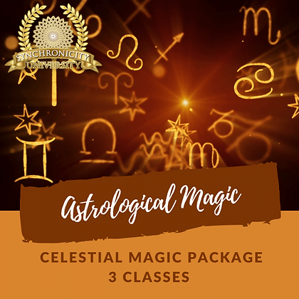 Astrological Magic Package - Save $15