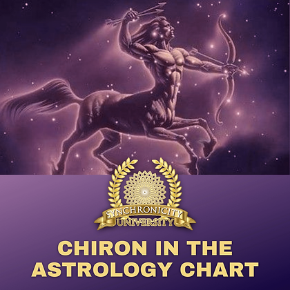 Chiron in the Astrology Chart – Signs & Houses