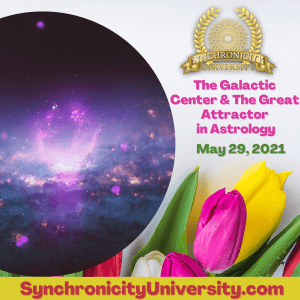 The Galactic Center & The Great Attractor in Astrology