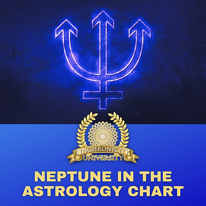 Neptune in The Astrology Chart