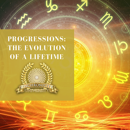 Progressions: The Phases of Life, The Evolution of a Lifetime