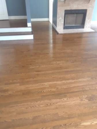 bona drifast jacobean stain on oak floor