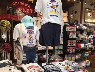 沖縄北谷のオキナワマーケットと[TALKING HANDS]のコラボグッズ発売しました。